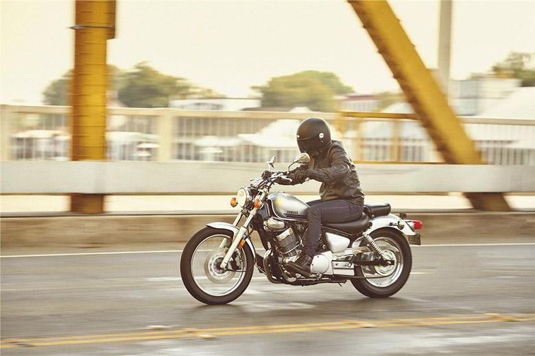Yamaha V Star 250 2020 Sports Heritage Motorcycle