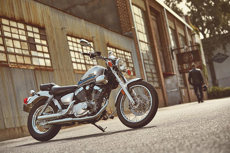 Yamaha V Star 250 2020 Sports Heritage Motorcycle Review Specs Price