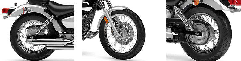 Yamaha V Star 250 2020 Sports Heritage Motorcycle Specs