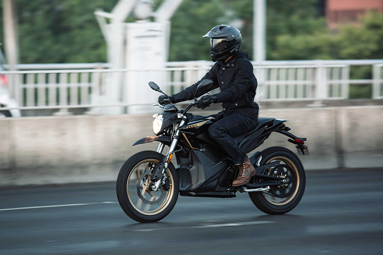 Zero 2020 DSR Electric Bike