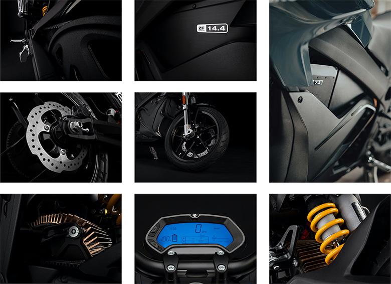 Zero S 2020 Electric Motorcycle Specs
