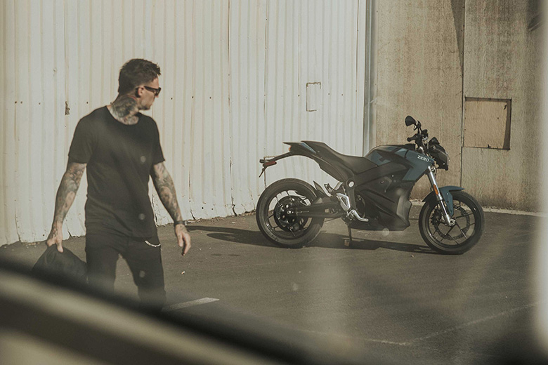Zero S 2020 Electric Motorcycle