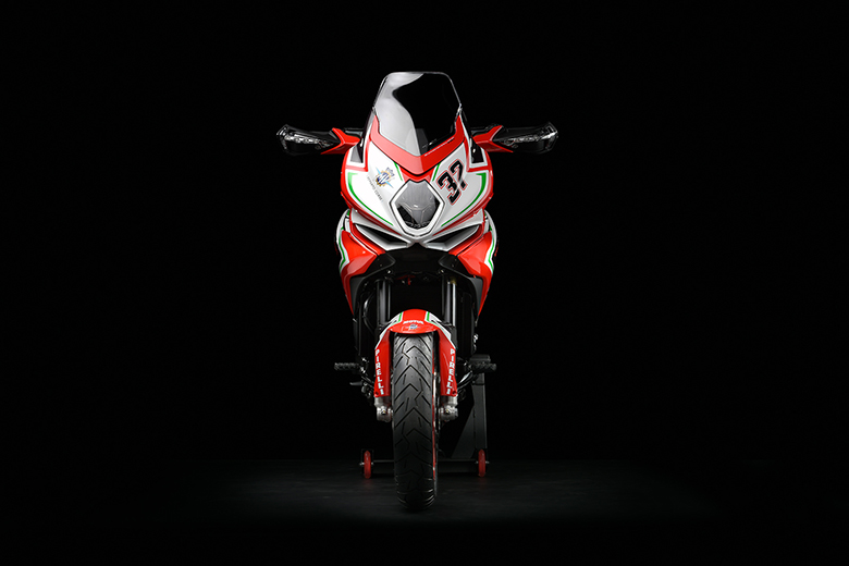 2019 MV Agusta Turismo Veloce RC SCS Naked Bike