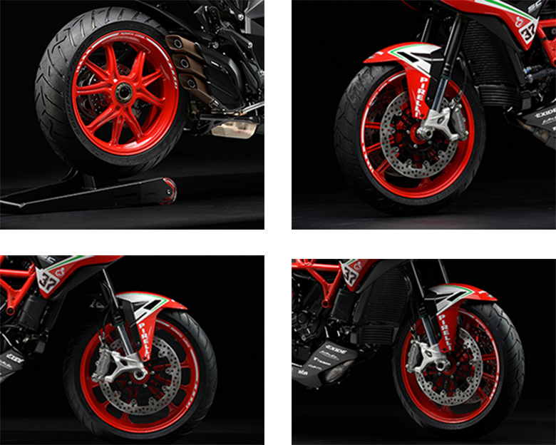 2019 MV Agusta Turismo Veloce RC SCS Naked Bike Specs