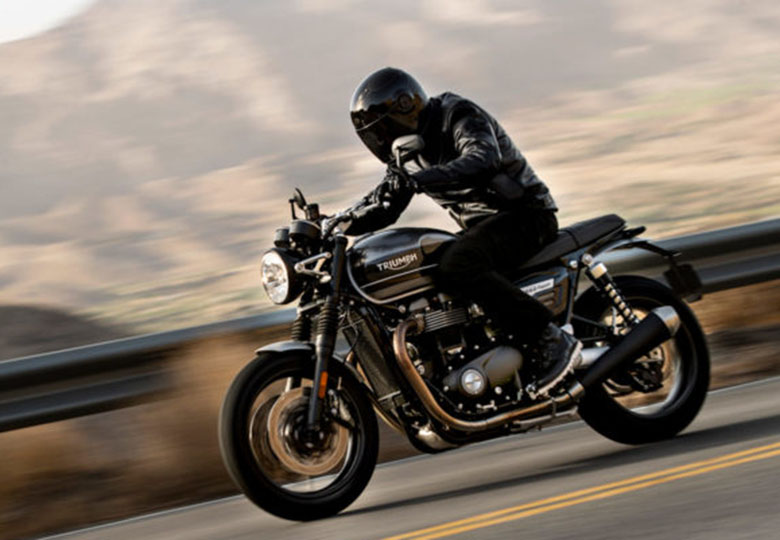 2019 Triumph Speed Twin Classics Motorcycle
