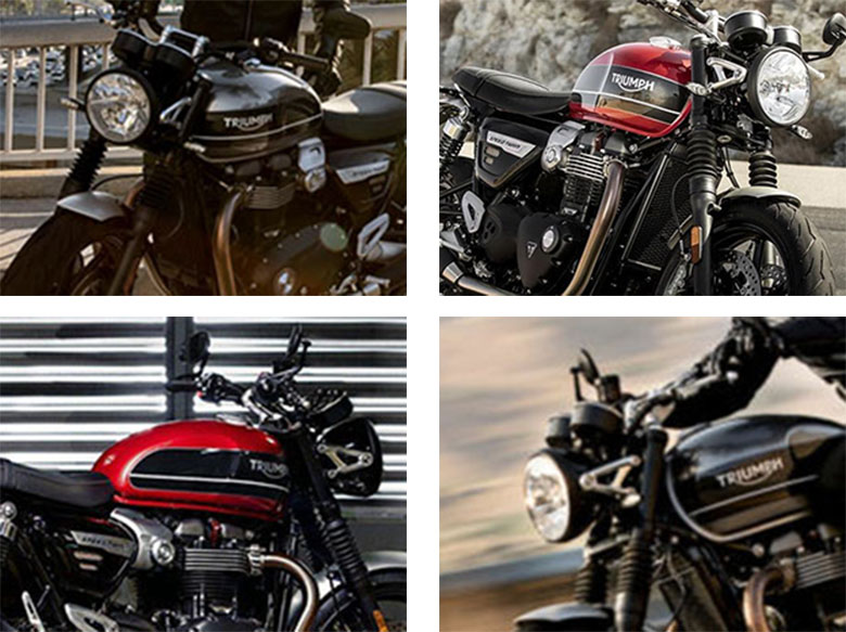 2019 Triumph Speed Twin Classics Motorcycle Specs