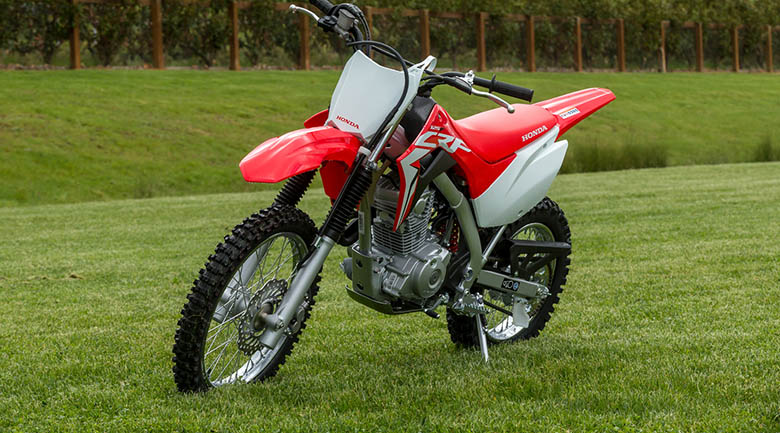 2020 CRF125F Honda Powerful Dirt Bike