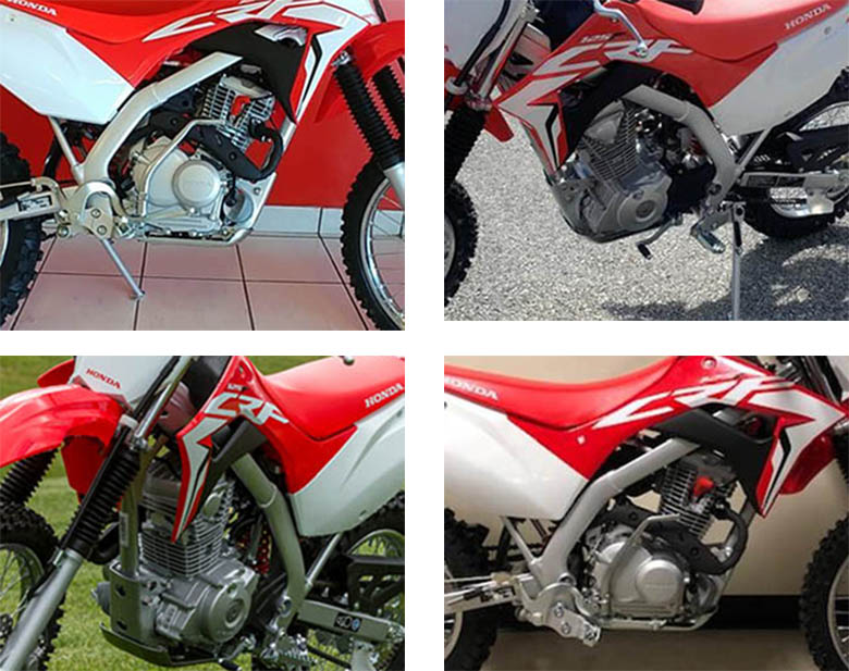 2020 CRF125F Honda Powerful Dirt Bike Specs