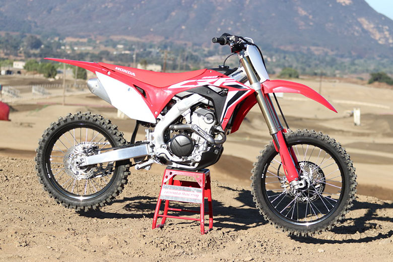 2020 Honda CRF250F Powerful Dirt Bike