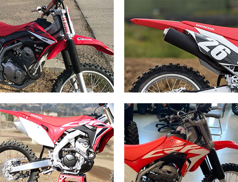 2020 Honda CRF250F Powerful Dirt Bike Specs