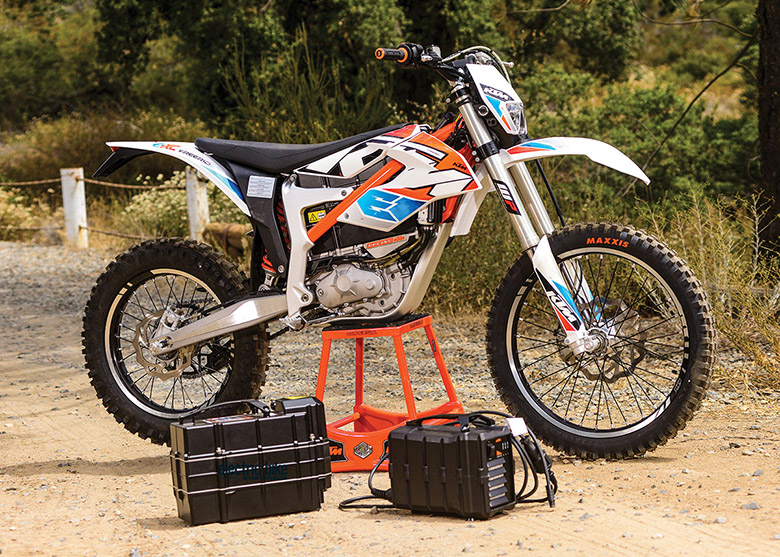 2020 KTM Freeride E-XC Electric Motorcycle Review Specs Price