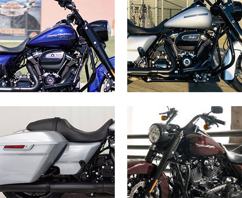 2020 Road King Special Harley-Davidson Touring Bike Specs
