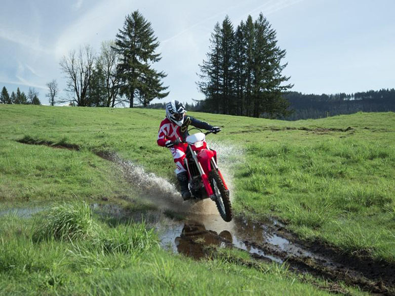 CRF450X 2020 Honda Powerful Off-Road Motorcycle Review Specs Price