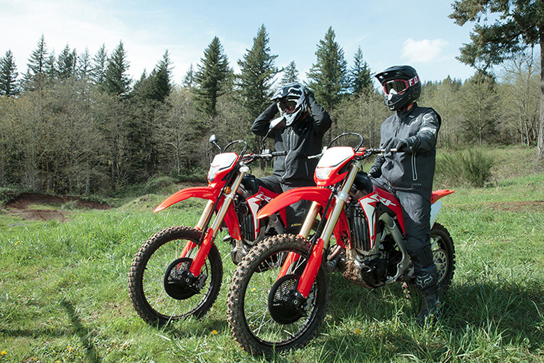 CRF450X 2020 Honda Powerful Off-Road Motorcycle