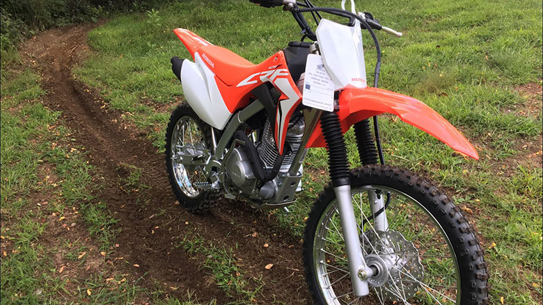 Honda 2020 CRF125F Big Wheel Off-Roader