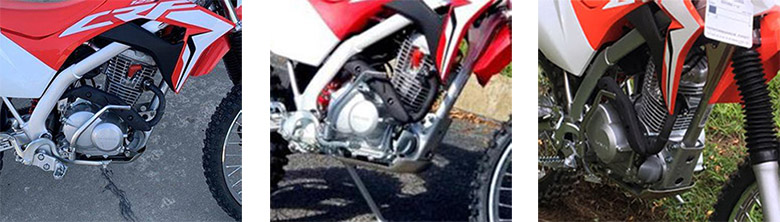 Honda 2020 CRF125F Big Wheel Off-Roader Specs
