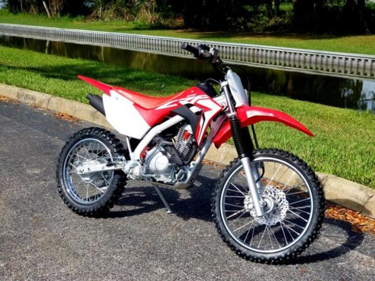 Honda 2020 CRF125F Big Wheel Off-Roader Review Specs Price