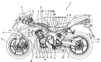 Kawasaki Working on Hybrid Development