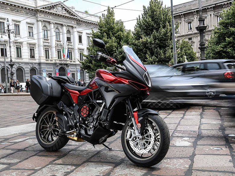 MV Agusta 2019 Turismo Veloce 800 Lusso SCS Naked Bike