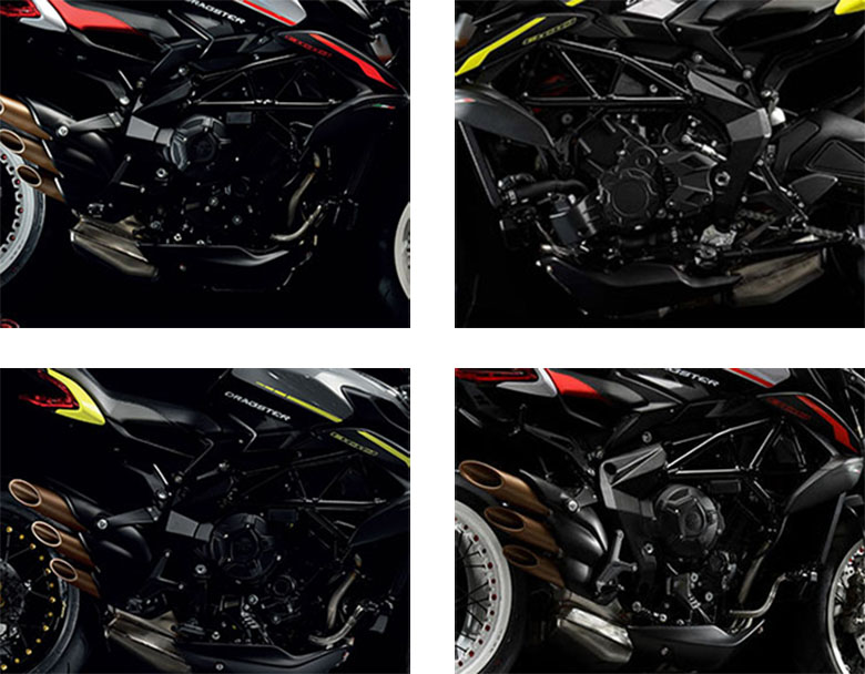 MV Agusta Dragster 800 RR 2019 Naked Bike Specs
