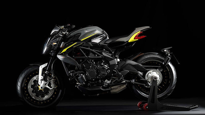 MV Agusta Dragster 800 RR 2019 Naked Bike