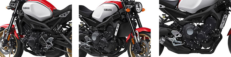 XSR900 2020 Yamaha Sports Heritage Bike Specs