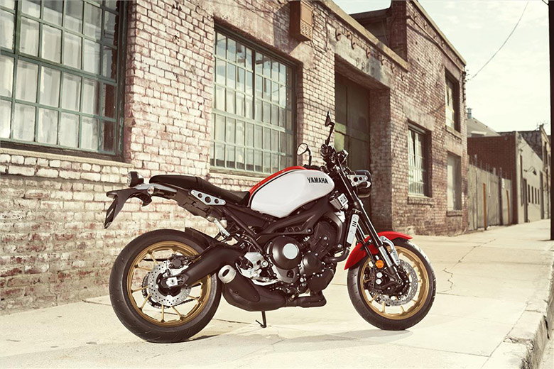 XSR900 2020 Yamaha Sports Heritage Bike