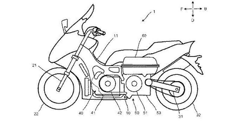 Yamaha Jumped Again in the Hybrid Business