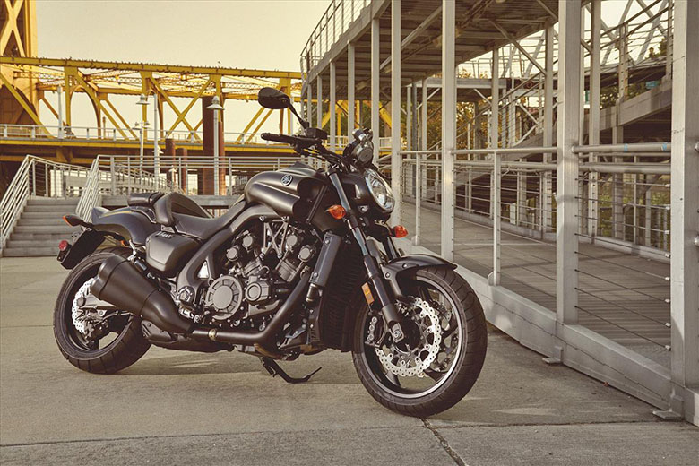 Yamaha VMAX 2020 Sports Heritage Motorcycle Review Specs Price