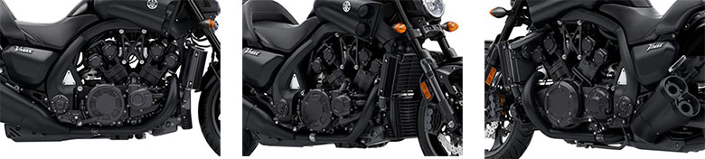 Yamaha VMAX 2020 Sports Heritage Motorcycle Specs