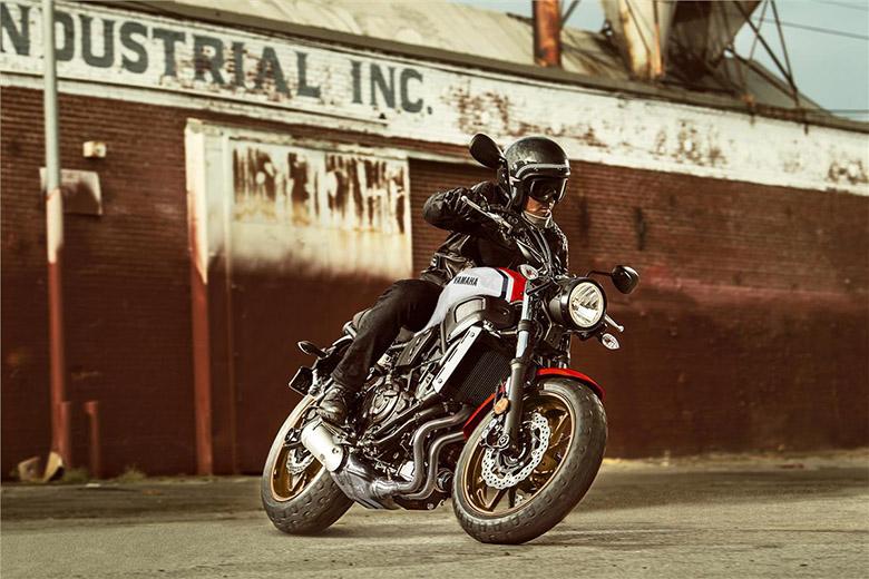 Yamaha XSR700 2020 Sports Heritage Bike