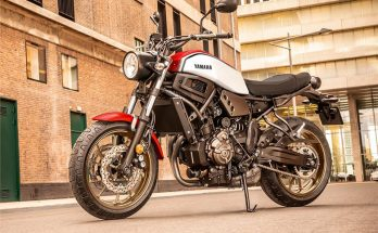 Yamaha XSR700 2020 Sports Heritage Bike