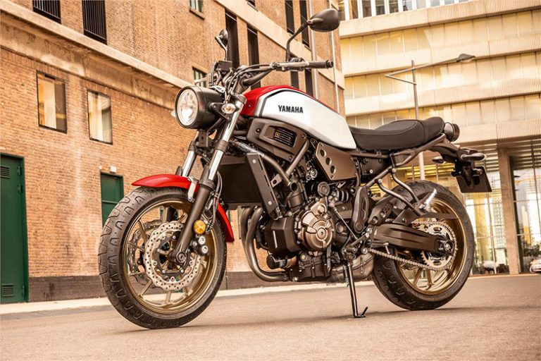 Yamaha XSR700 2020 Sports Heritage Bike Review Specs Price