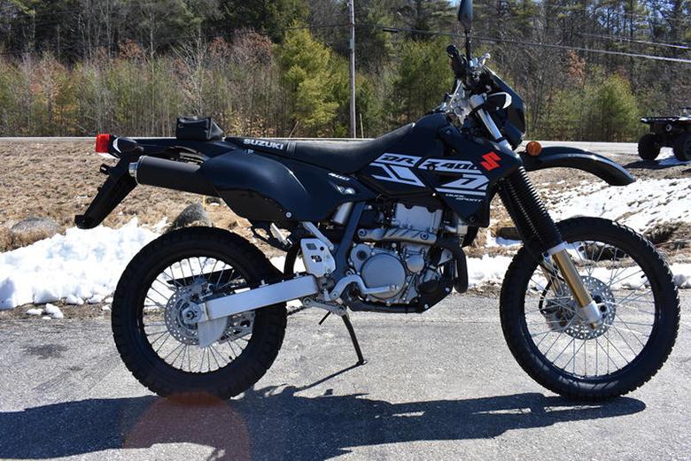 2020 DR-Z400S Suzuki Dual Sports Bike