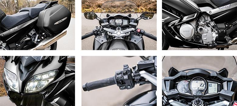 2020 FJR1300ES Yamaha Powerful Sports Touring Bike Specs