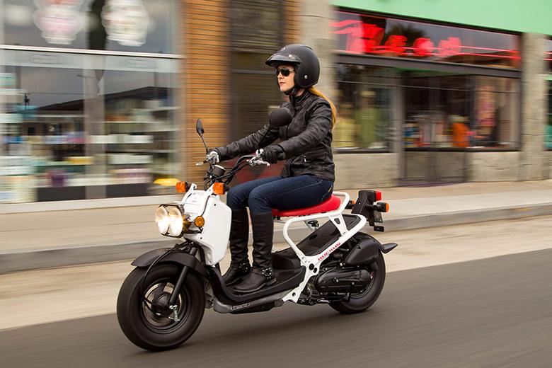 2020 Honda Ruckus Scooter