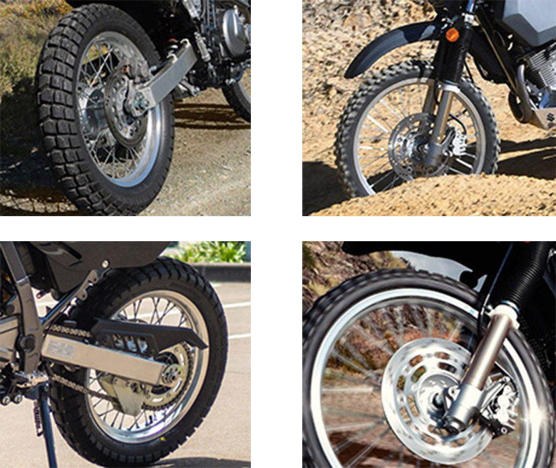 2020 Suzuki DR650S Dual Purpose Bike Specs
