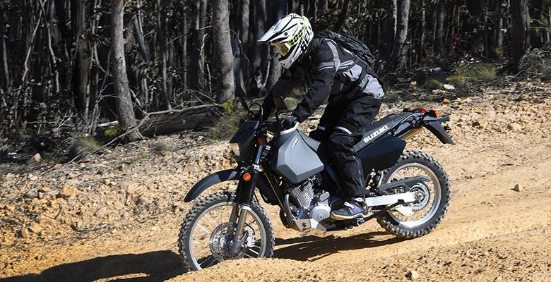 2020 Suzuki DR650S Dual Purpose Bike