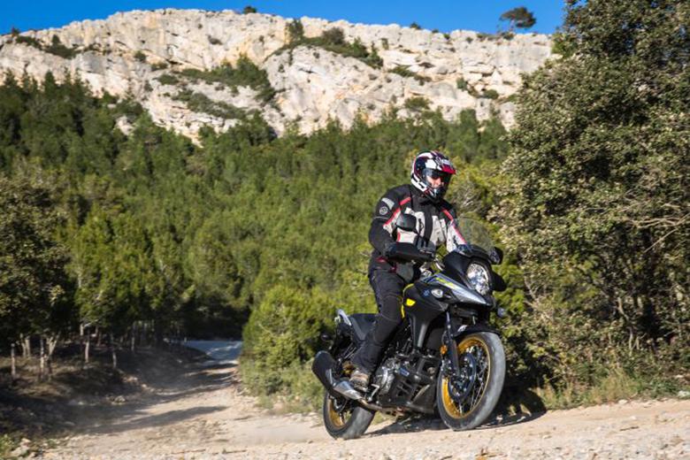 2020 V-Strom 650 Suzuki Adventure Motorcycle