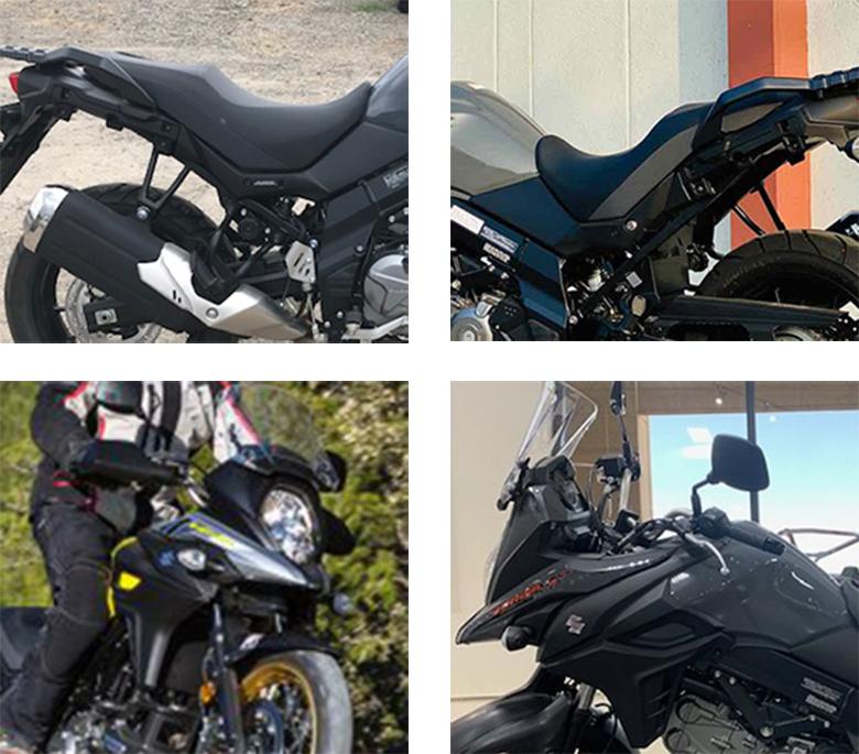 2020 V-Strom 650 Suzuki Adventure Motorcycle Specs