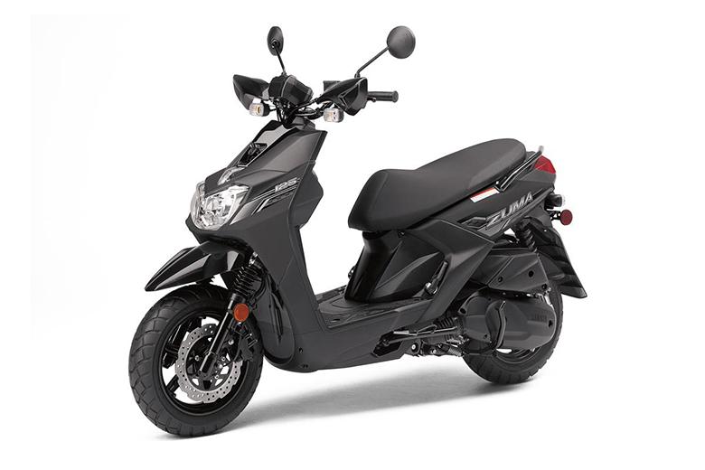 2020 Yamaha Zuma 125 Scooter