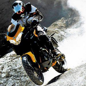 Top Ten Most Surprising Adventure Motorcycles in the World