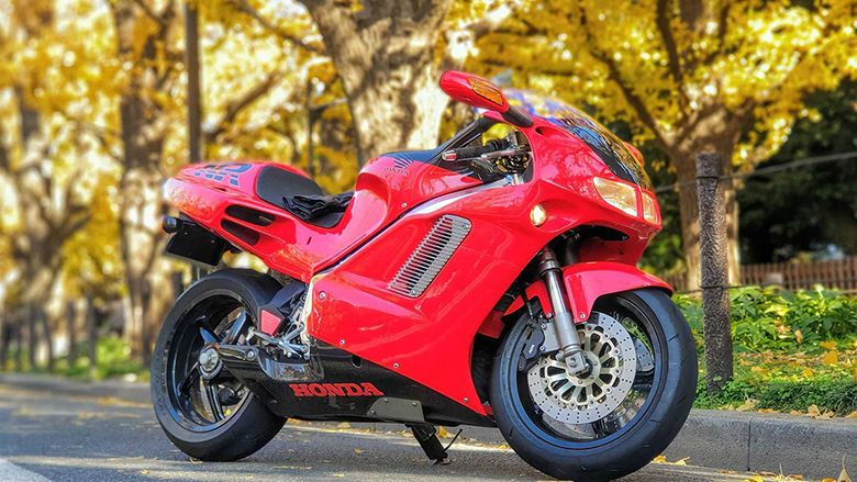 Top Ten Best Rated Honda V4 Bikes of All Times