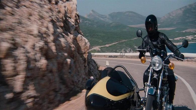 Top Ten Best Motorcycles Used in James Bond Movies