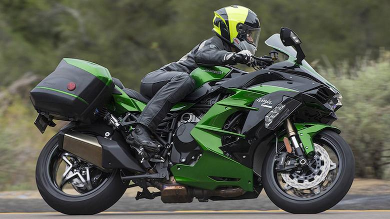 Ninja H2 SX 2018 Kawasaki Sports Bike