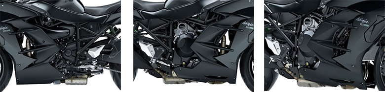 Ninja H2 SX 2018 Kawasaki Sports Bike Specs
