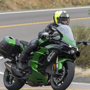Ninja H2 SX 2018 Kawasaki Sports Bike