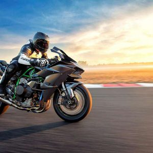 Ninja H2R 2018 Kawasaki Sports Bike