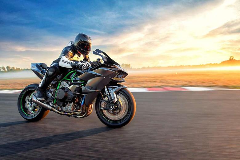 Ninja H2R 2018 Kawasaki Sports Bike