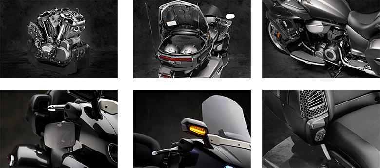 Star Venture 2020 Yamaha Transcontinental Touring Bike Style Specs